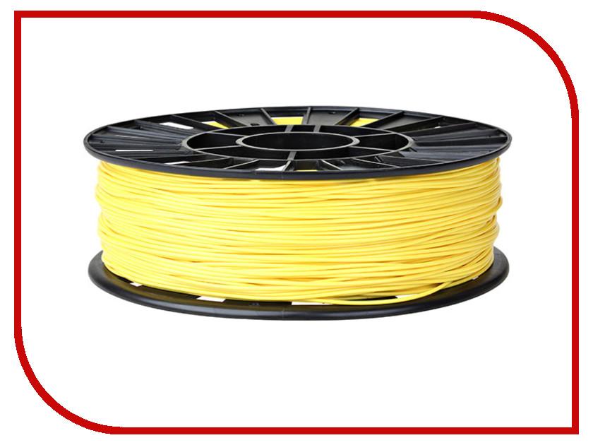 Аксессуар REC ABS-пластик 1.75mm Yellow 750гр<br>