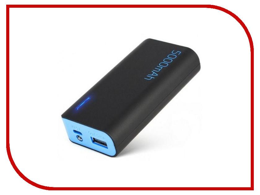 Аккумулятор SVC 5000 mAh Black UPB-802B<br>