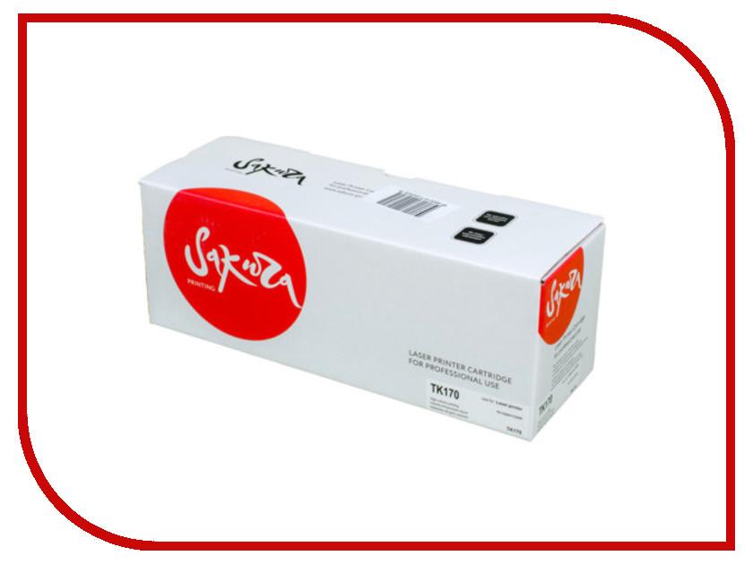 Картридж Sakura SATK170 / TK170/171/172/174 для Kyocera Mita FS-1320D/1370DN/P2135 Black<br>