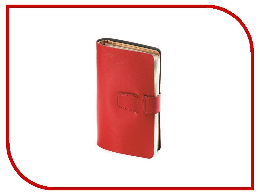 Ежедневник Bruno Visconti Sienna A5 Red<br>
