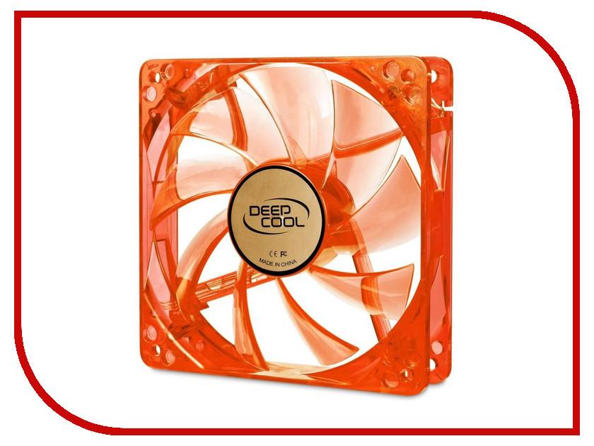 Вентилятор DeepCool XFAN 120U O/G 120mm DP-FLED-XF120OG<br>