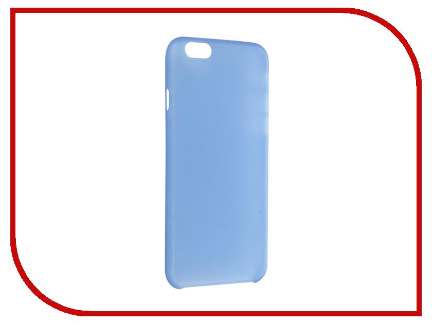 Аксессуар Чехол Fotololo для APPLE iPhone 6 Blue<br>