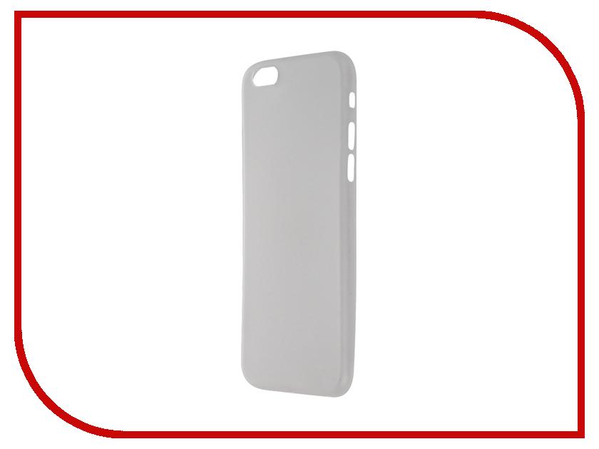 Аксессуар Чехол Fotololo для APPLE iPhone 6 White<br>