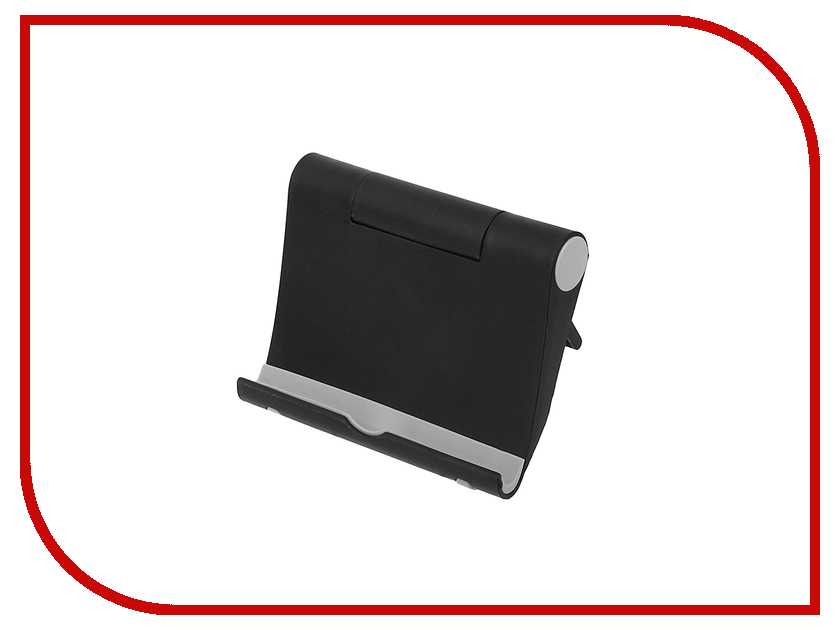 Аксессуар Apres Foldable Universal Stand for Tablet and Smartphone Black<br>