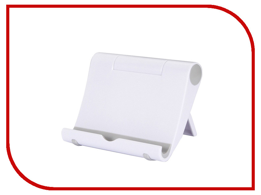 Аксессуар Apres Foldable Universal Stand for Tablet and Smartphone White<br>