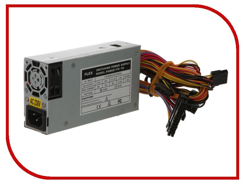 Блок питания SolarBox Flex-ATX 330W 1U<br>