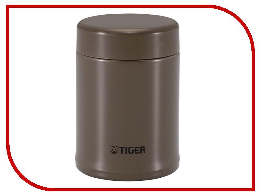 Термос Tiger MCA-A025 250ml Cacao Brown MCA-A025 TI<br>