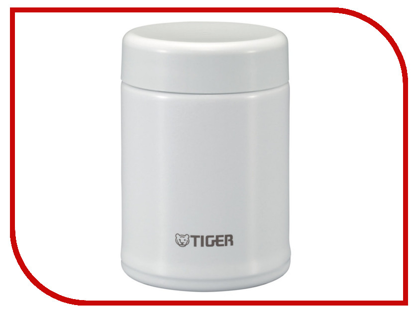 Термос Tiger MCA-A025 250ml Milk White MCA-A025 WI<br>