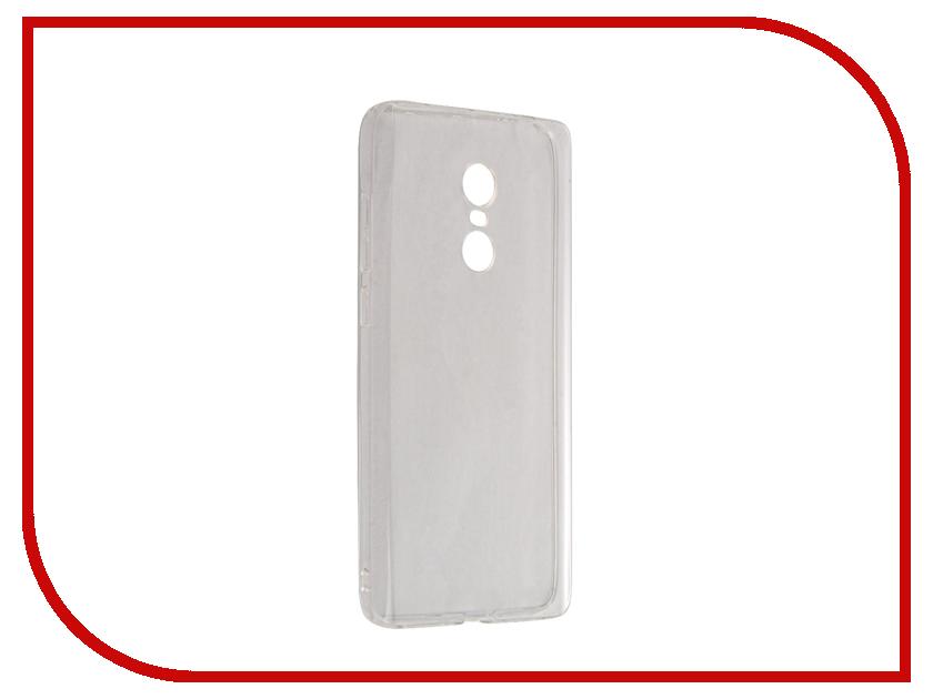 Аксессуар Чехол Xiaomi Redmi Note 4 DF xiCase-03<br>