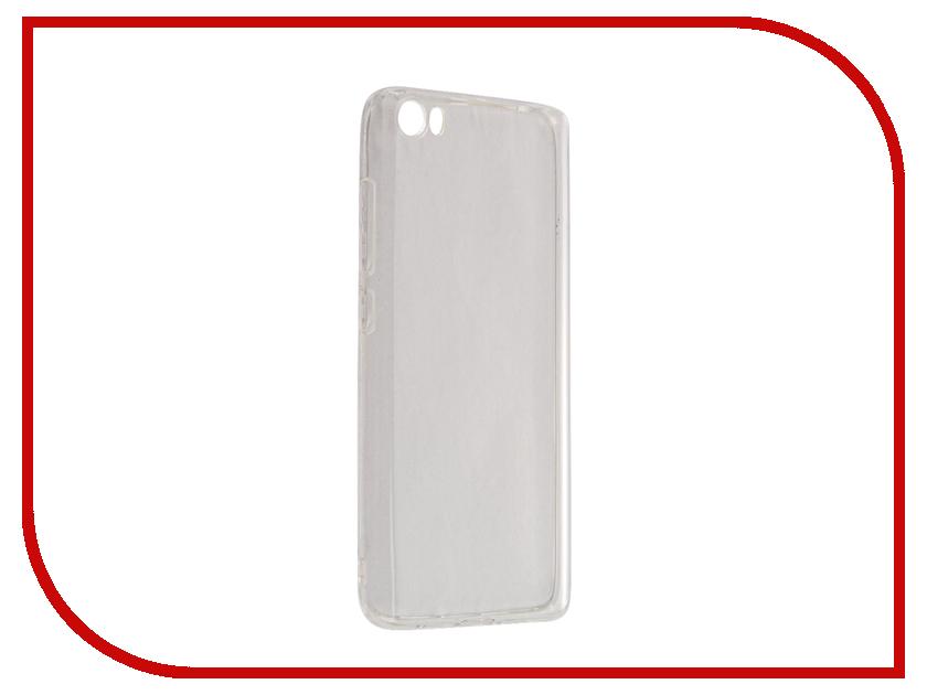 Аксессуар Чехол Xiaomi Mi 5 DF xiCase-04<br>