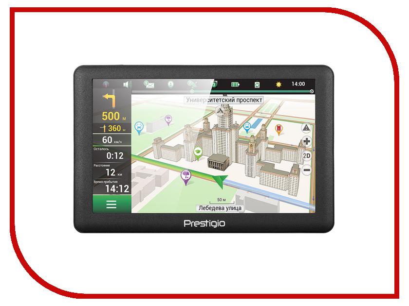 Навигатор Prestigio GeoVision 5066 Navitel