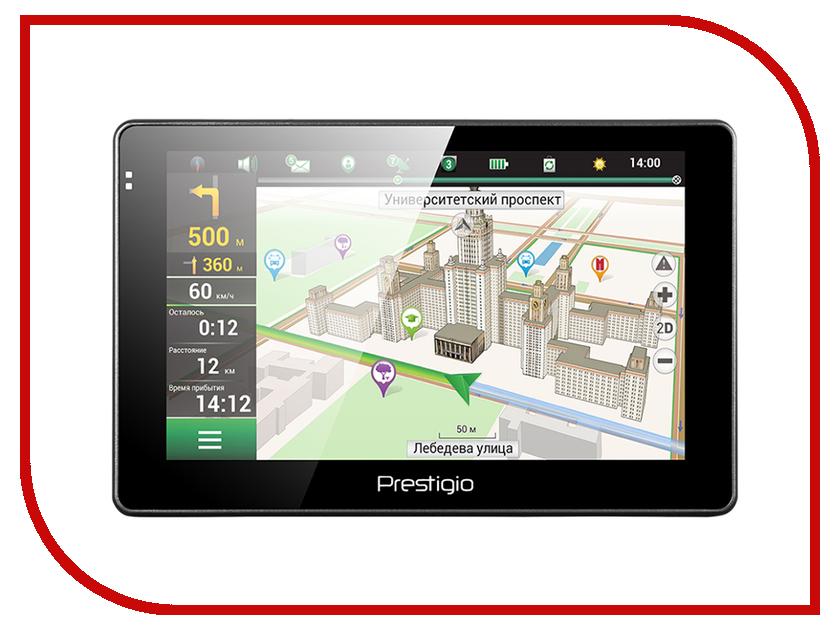 Навигатор Prestigio GeoVision 5067 Navitel gps навигатор prestigio geovision 5068 5 авто 4гб navitel черный