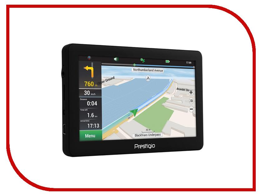 Навигатор Prestigio GeoVision 5068 Navitel