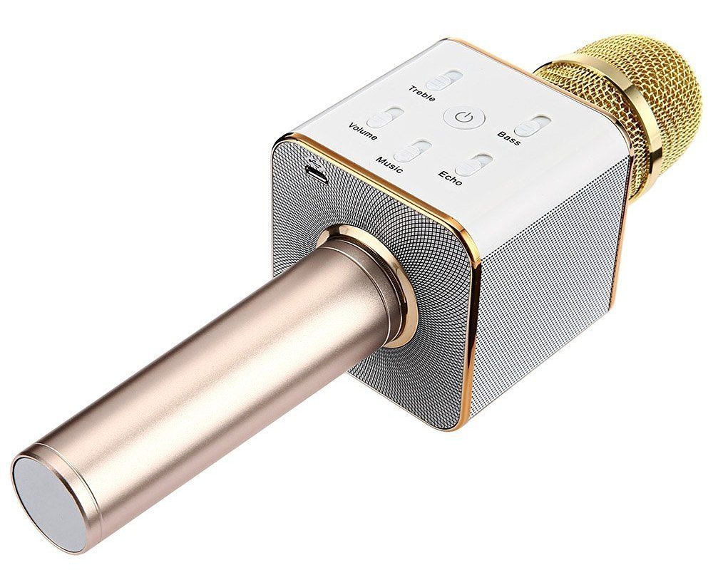 Караоке Palmexx PX/MIC-Q7 Gold цены