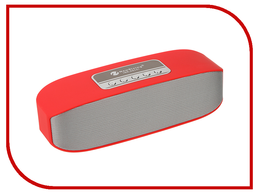 Колонка Palmexx NewRixing NR-2014 Red PX/LOUDBT-NR2014-RED<br>