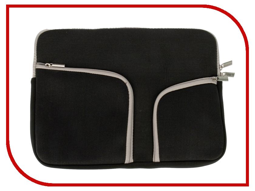 Аксессуар Чехол 13.3-inch Palmexx MacBook Air Black PX/CASE NEOPR AIR13 BLK