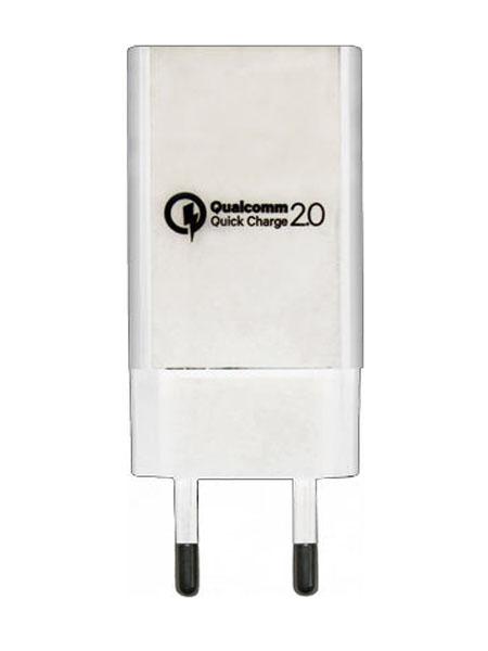 Зарядное устройство Palmexx Qualcomm Quick Charge 2.0 USB 15W PX/PA-USB-QuickCH-USB15W автомобильное зарядное устройство hama qualcomm quick charge 2 0 usb microusb 2а черный 108365