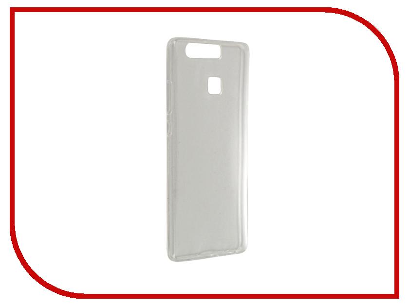 Аксессуар Чехол-крышка Huawei P9 IQ Format Transparent<br>