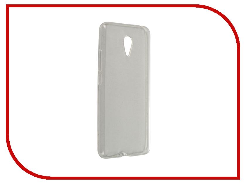 Аксессуар Чехол-крышка Meizu Note 3 IQ Format Transparent<br>
