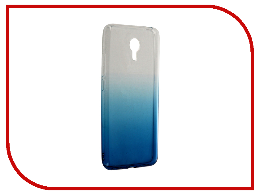 Аксессуар Чехол-крышка Meizu Note 3 IQ Format Blue<br>