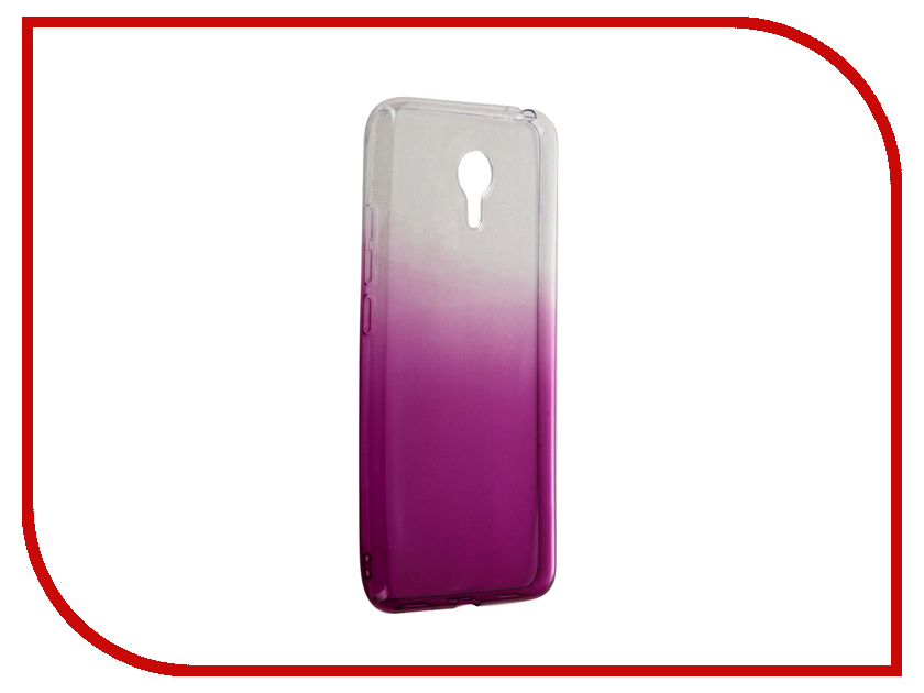 Аксессуар Чехол-крышка Meizu Note 3 IQ Format Violet