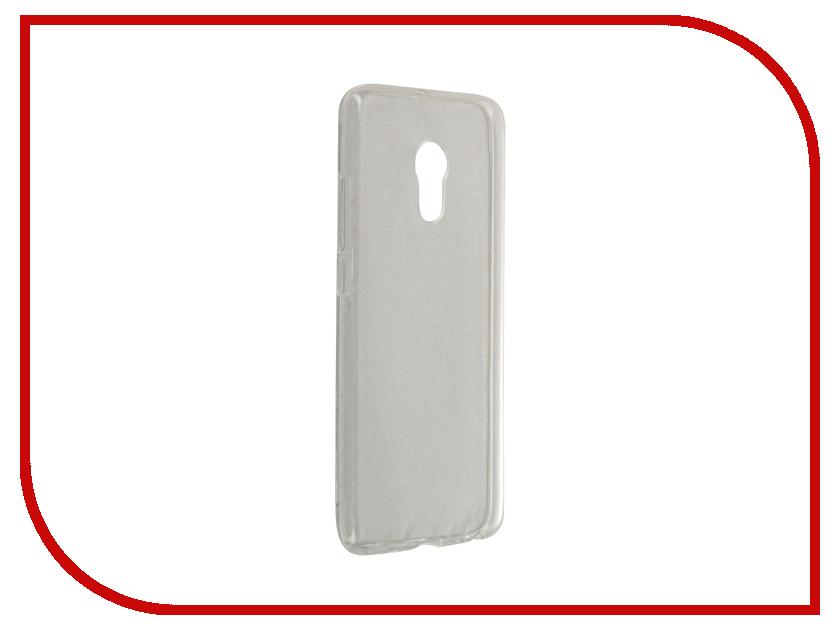 Аксессуар Чехол-крышка Meizu Pro 6 IQ Format Transparent