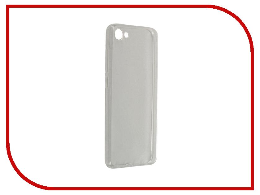 Аксессуар Чехол-крышка Meizu U10 IQ Format Transparent