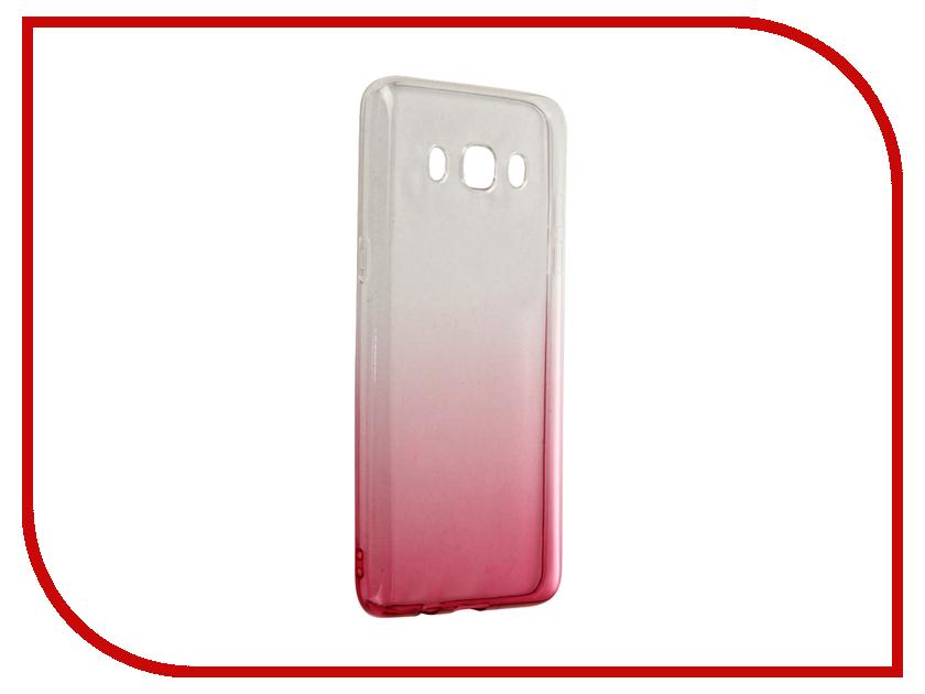 Аксессуар Чехол-накладка Samsung Galaxy J5 2016 IQ Format Red<br>