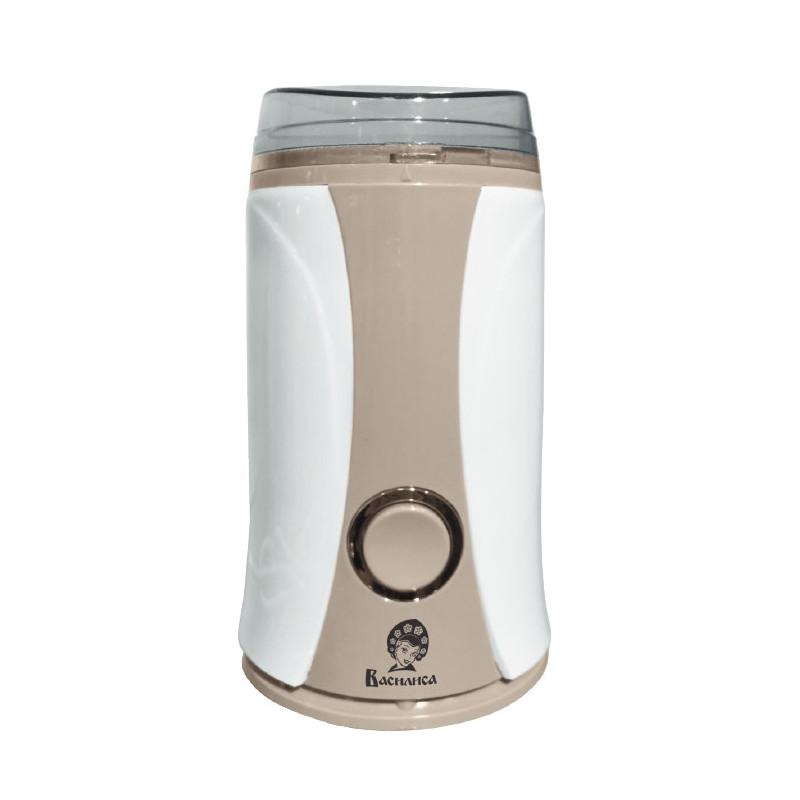 Кофемолка Василиса К1-160 White-Beige