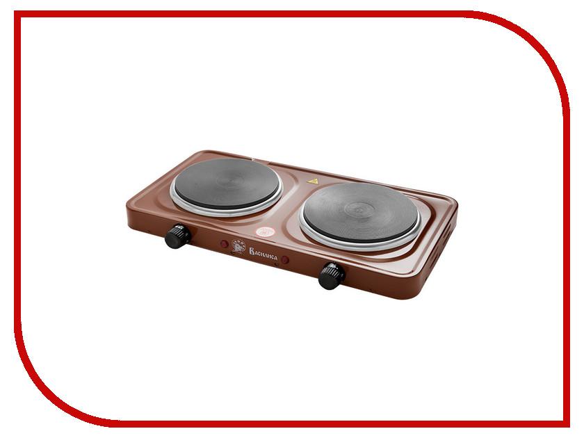Плита Василиса ПЭ8-2000 Brown чайник василиса т32 2000