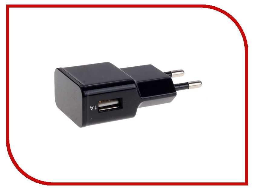 Зарядное устройство Exployd USB 1A Black EX-Z-137