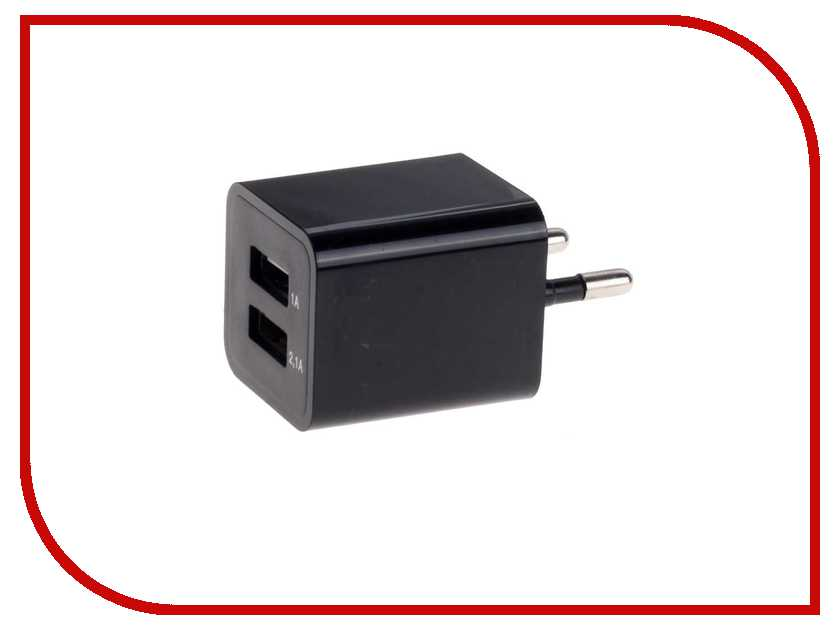 Зарядное устройство Exployd USB Black EX-Z-133