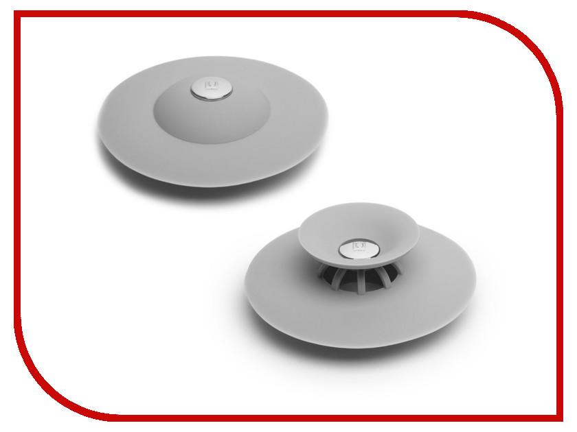 Фильтр для слива Umbra Flex Grey 023464-918