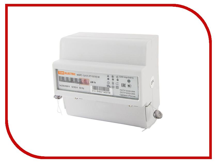 Счетчик электроэнергии TDM-Electric МАРС-1.0-31-Р7-5(60)-М SQ1105-0016<br>