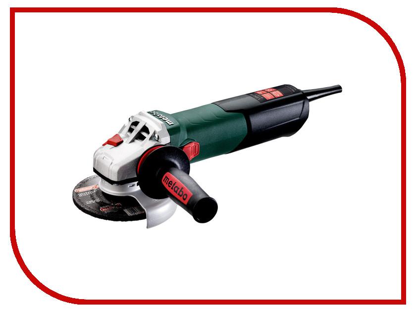 Шлифовальная машина Metabo WEV 15-125 Quick Limited Edition 600468900