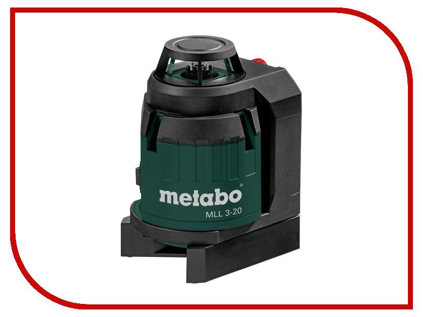 Нивелир Metabo MLL 3-20 606167000