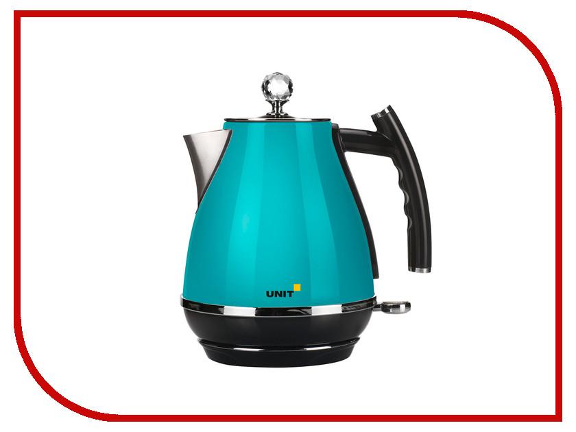 Чайник UNIT UEK-263 Turquoise unit чайник