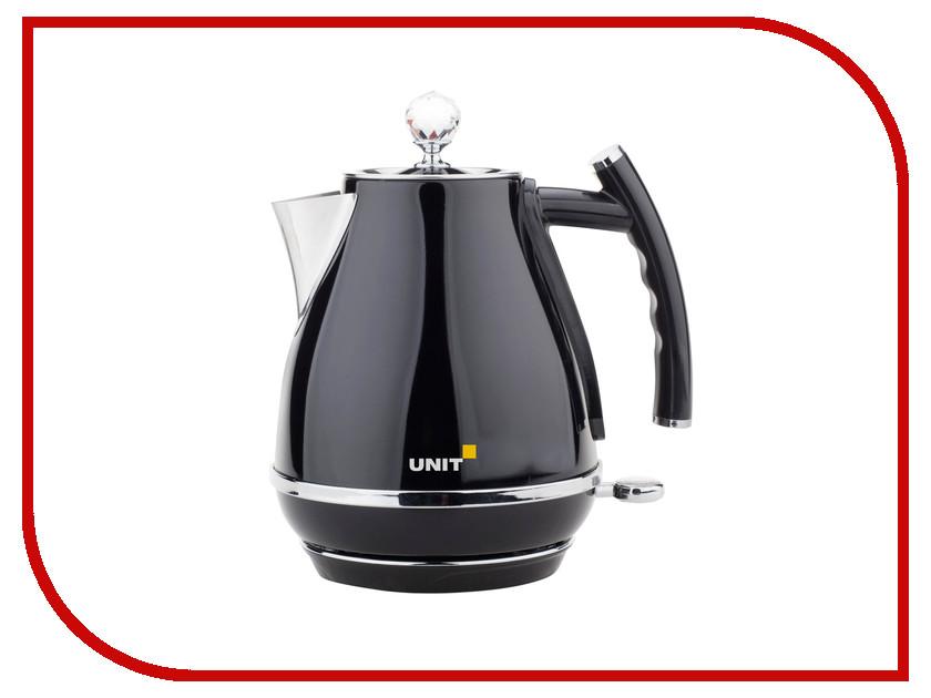 Чайник UNIT UEK-263 Black unit чайник