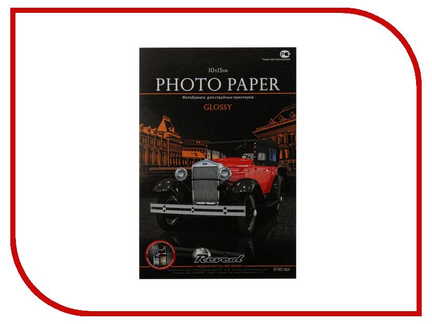 Фотобумага Revcol глянцевая 10x15 180g/m2 100 листов Econom