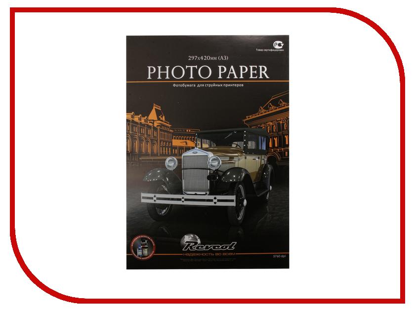 Фотобумага Revcol A3 200g/m2 глянцевая 50 листов Econom aptamil fms 200g