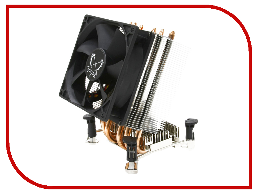 Кулер Scythe Katana 3 CPU Cooler White box SCKTN-3000I (Intel Socket 775/1156/1366)