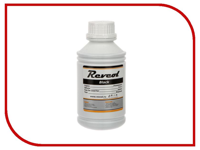 Тонер Revcol Универсал для Epson 500ml Black Dye