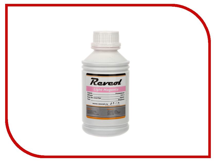 Картридж Revcol Универсал для Epson 500ml Light Magenta Dye