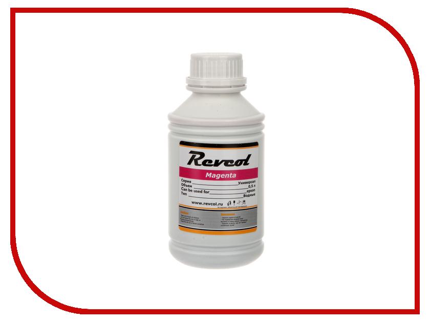 Картридж Revcol Универсал для Epson 500ml Magenta Dye<br>