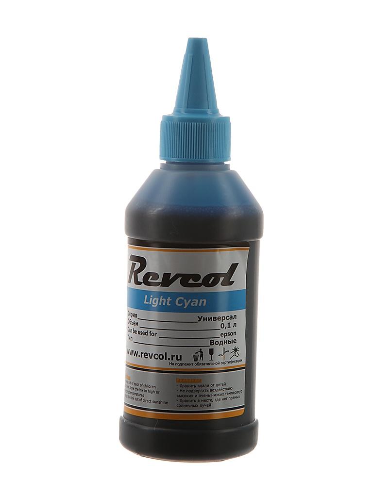 Чернила Revcol серия L 100ml Light Cyan Dye