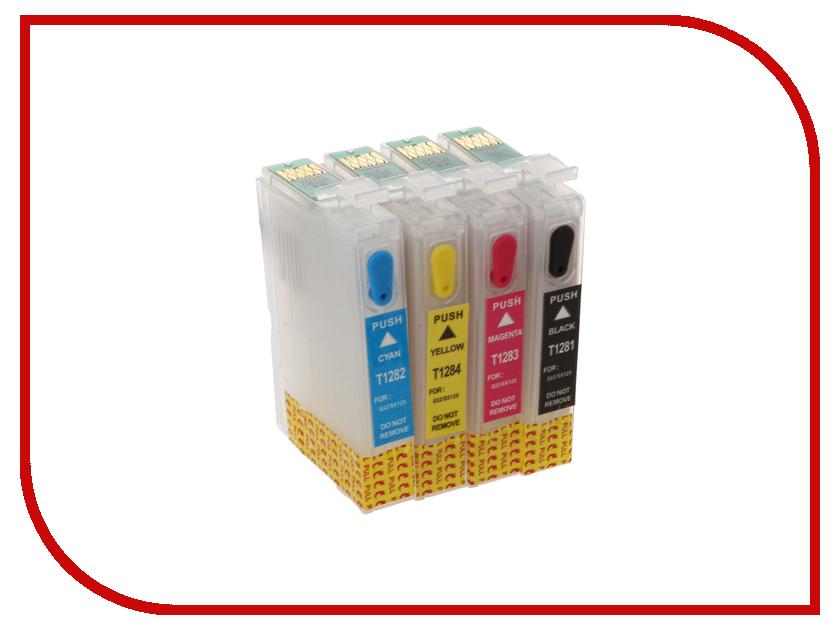 Картридж Revcol Epson Т1281-1284 S22<br>