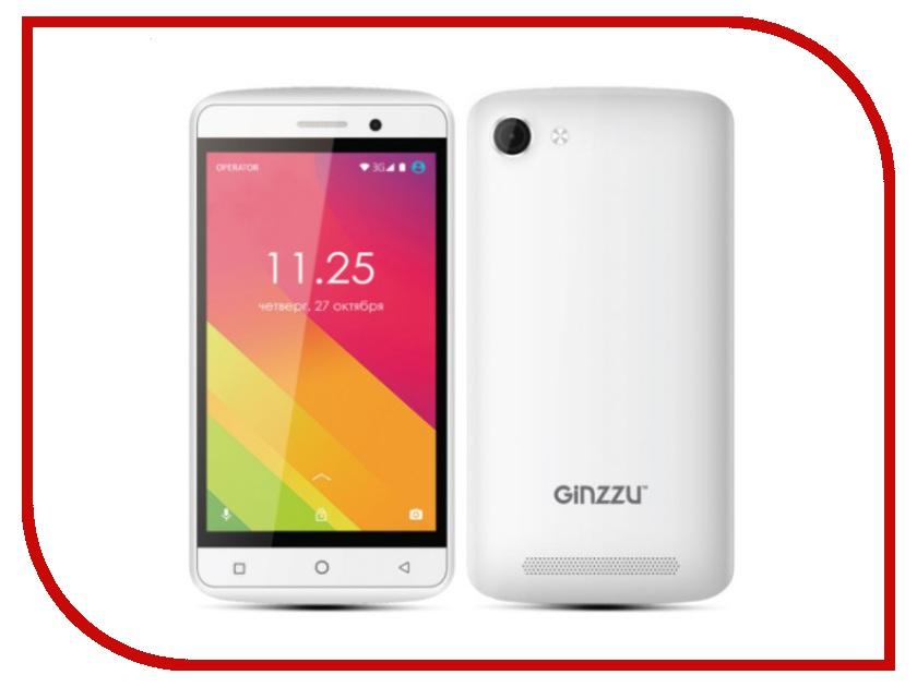 Сотовый телефон Ginzzu S4030 White