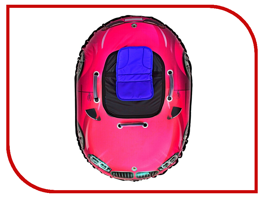 Тюбинг RT Snow Auto X6 Pink тюбинги r toys snow auto mini