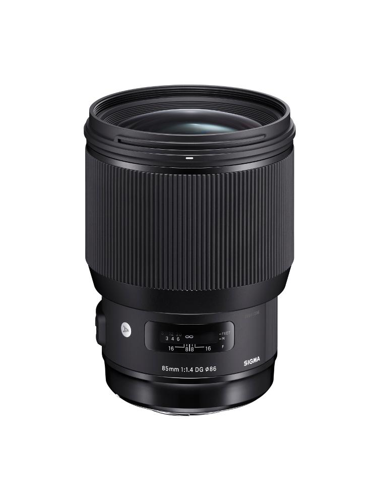 Объектив Sigma Canon AF 85 mm F/1.4 DG HSM Art