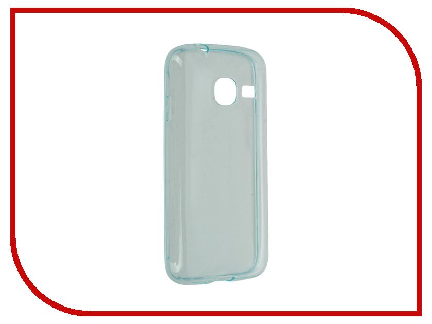 Аксессуар Чехол Samsung Galaxy J1 Mini BROSCO Green SS-J1M-TPU-GREEN<br>